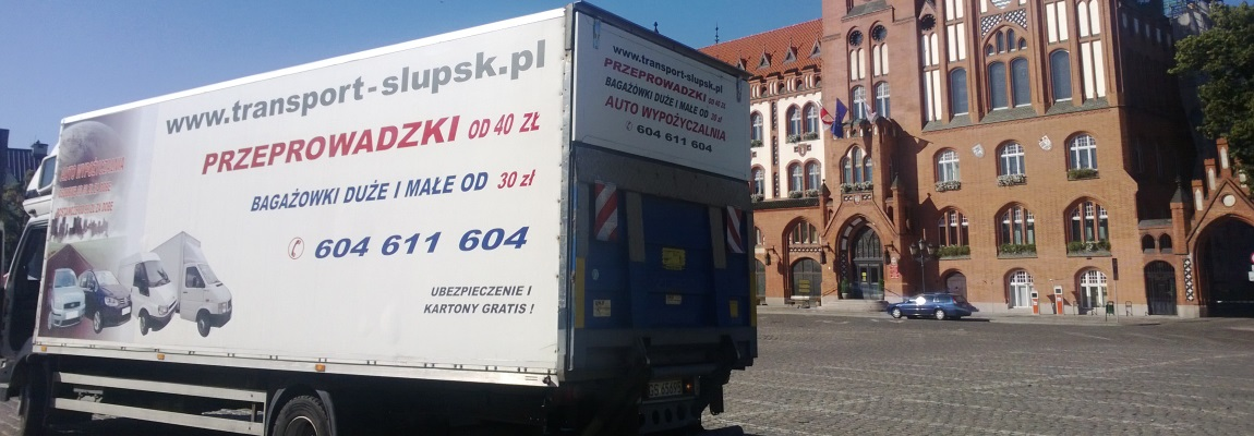 transport Słupsk